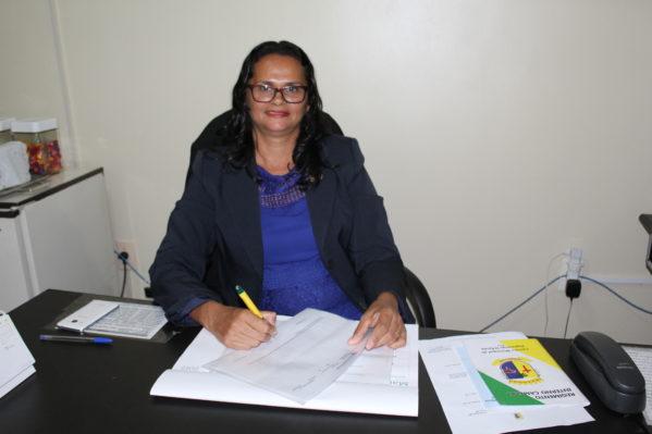 A presidente da Câmara de Vereadores Conceição Anchieta propôs Moção de Apoio aos estudantes e pais de alunos. (Foto: Orácio Oliveira/SE Notícias)