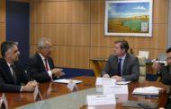 Governador busca recursos em Brasília para Arraiá do Povo