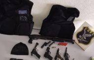 Polícia Civil desarticula associação criminosa responsável pela prática de diversos roubos em Sergipe e outros estados