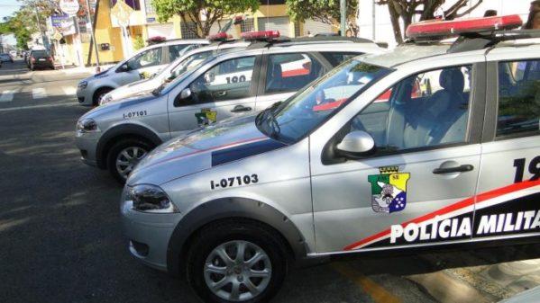 Policiamento reforçado no comércio para o Dia das Mães. (Foto: arquivo/PM/SE)
