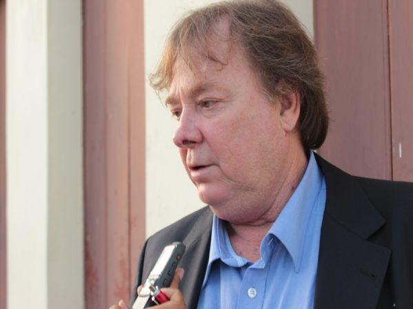 prefeito de Laranjeiras Paulo Hagenbeck