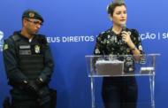 Presos três acusados de assalto a casa de delegada