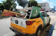 SMTT intensifica fiscalização das vagas públicas de estacionamento