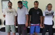 Polícia Civil prende mais três integrantes de quadrilha responsável por roubo de gado no interior sergipano