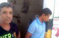 Suspeitos de tráfico de drogas são presos no bairro 13 de julho