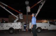 Prefeitura de São Cristóvão investe quase meio milhão em iluminação pública da cidade
