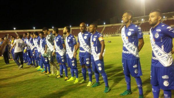 Confiança 2 x 1 Salgueiro - Tito faz dois e Dragão estreia com vitória na Série C