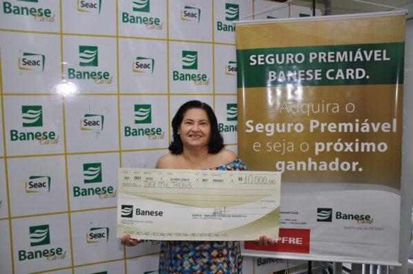 Seguro do Banese Card já pagou R$ 60 mil em prêmios neste ano