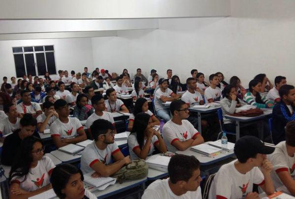 Pré-universitário de Lagarto abre inscrições para cadastro reserva
