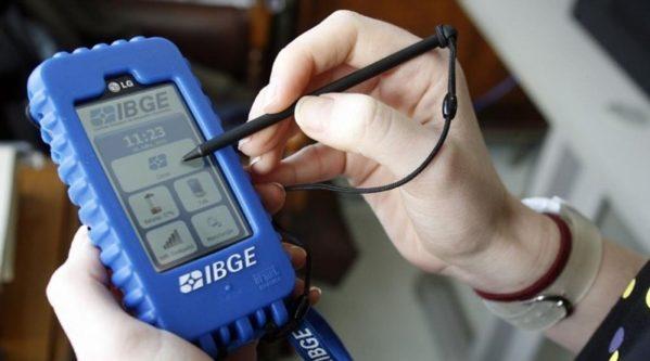 IBGE abre 1.038 vagas temporárias para cargos de níveis médio e superior; inscrições terminam hoje