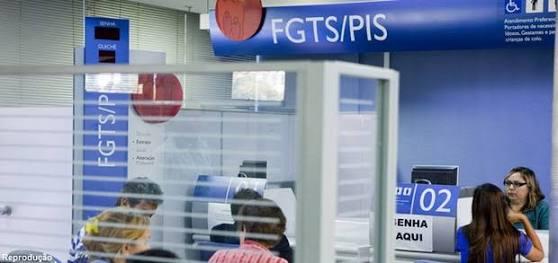 Hoje, a Caixa libera mais um lote de saques das verbvas inativas do FGTS. Foto: Caixa