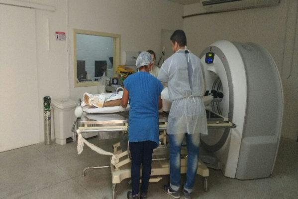 Governo implanta tomógrafos nos Hospitais de Itabaiana e Estância