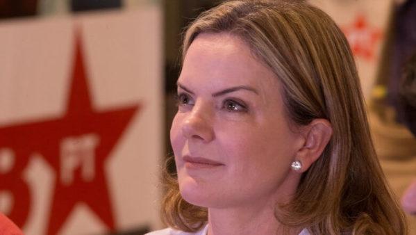 Com 61,89% dos votos, a líder do PT no Senado, Gleisi Hoffmann, foi eleita a nova presidenta do Partido dos Trabalhadores. (Foto: Lula Marques/Agência PT)