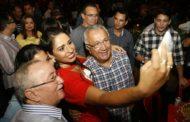 Governador participa de festejos juninos de Areia Branca