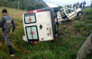 Acidente entre duas ambulâncias, ônibus e carreta deixa 21 mortos no Espírito Santo