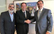 André Moura assegura apoio para festejos juninos de Itaporanga D'Ajuda e Areia Branca