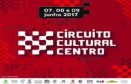 Circuito Cultural Centro acontece nos dias 7, 8 e 9