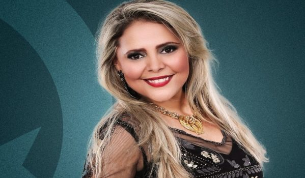 Eliza Cliva e o marido morreram em acidente de carro em Aracaju (Foto: Divulgação)
