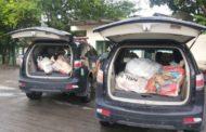 Denarc realiza operação para transporte e incineração de mais de 700kg de drogas