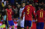 Com gol de Diego Costa, Espanha goleia Israel pelas Eliminatórias europeias