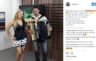 Ex-cantora da Banda Cavaleiros do Forró e o marido morrem após acidente Aracaju