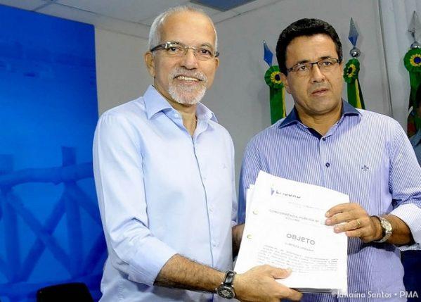 Edvaldo lança edital de limpeza pública