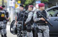 Força Nacional apreende 9kg de maconha no Santa Maria