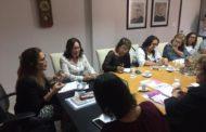 Goretti Reis se reúne com TJSE e outros órgãos para discutir violência doméstica