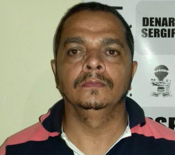 Luciano foi expulso em 2002 e está foragido (Foto: Ascom SSP)