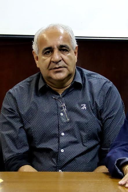 presidente da Federação dos Municípios do Estado Sergipe (FAMES), Marcos José Barreto, esteve na própria quarta participando de umaCNM)