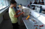 SergipeTec disponibiliza Laboratório de Eletroeletrônica e Robótica para estudantes, profissionais e empresas