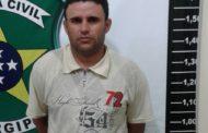 Homem é preso acusado de latrocínio em Areia Branca