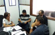 Durante entrevista, vereadores falam sobre problemas que Rosário do Catete enfrenta