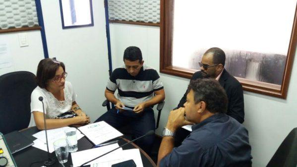 Vereadores participam de programa de rádio e falam dos problemas que Rosário enfrenta