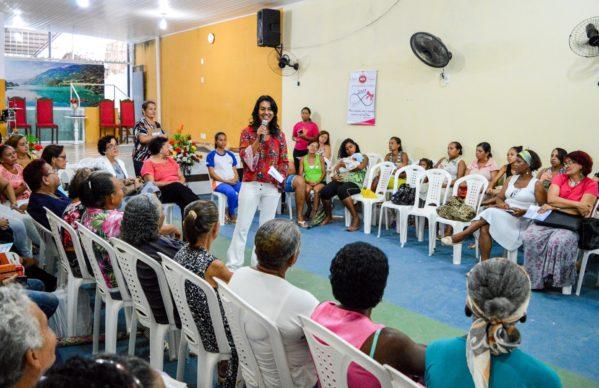 Semasc e Conselho Municipal de Aracaju promovem debate sobre os Direitos da Mulher