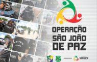 Secretaria de Segurança Pública divulga operação integrada São João de Paz
