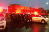 Polícia Militar liberta motorista e recupera carga roubada na Bahia