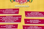 Programação completa do São João de Rosário do Catete é divulgada; confira