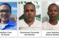 Polícia Civil prende trio acusado de praticar fraudes contra operadoras de telefonia