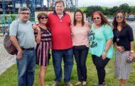 Prefeitura de Laranjeiras recebe Comitiva Internacional