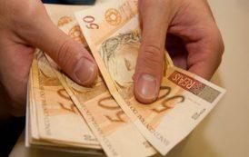 Governo continua pagamento dos servidores na próxima terça, dia 12