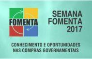 FOMENTA 2017: Conhecimentos e oportunidades nas compras governamentais