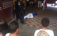 Uma pessoa morre e duas ficam feridas no Centro de Aracaju