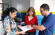Técnicos do INSS visitam Itaporanga D' Ajuda para implantação de Posto de Atendimento