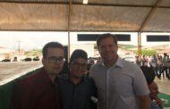 Secretários de Poço Redondo se reúnem com ministro do turismo