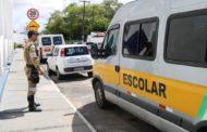 Operação trará mais segurança para o transporte escolar em Aracaju