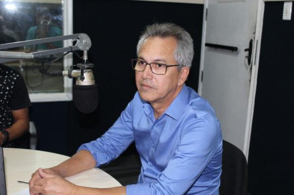 Prefeito Marcos Santana convoca a população para decidir o futuro do município