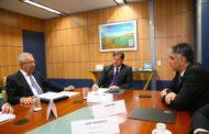 Jackson Barreto pede mais atenção do Governo Federal com Sergipe