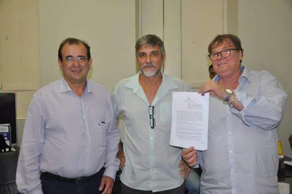 O reitor da UFS, Ângelo Antonielli vê na assinatura do convênio como uma evolução na gestação pública e no crescimento do município.