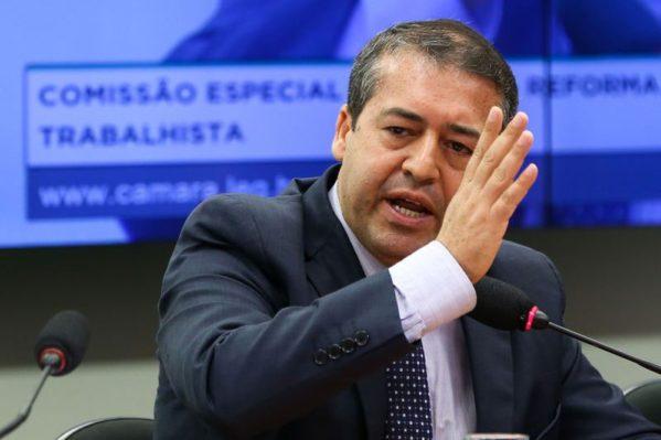 O ministro do Trabalho, Ronaldo Nogueira, disse que reforma deve ser sancionada na quinta (Foto: Marcelo Camargo / Agência Brasil)